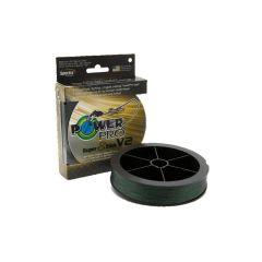 Shimano Power Pro Super 8 Slick V2 Moss Green 135m | geflochtene Schnur