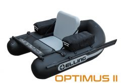 Elling OPTIMUS 2 Modell 2020 Schwarz | Belly Boat