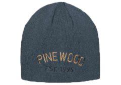 Pinewood Knitted Hat Triglav Mütze Uni-Größe | dark grey/black