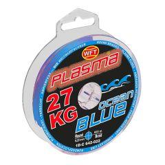 WFT KG Plasma 150m Blau Geflochtene Schnur