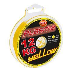 WFT KG Plasma 150m Gelb geflochtene Schnur
