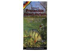Profi-Blinker Carbon X Protector Barsch Vorfach | 17cm