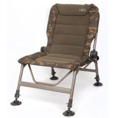 Fox Carp R1 Camo Chair Recliner Karpfenstuhl