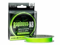 Sufix Rapinova X8 100% Super PE grün 150m | geflochtene Schnur