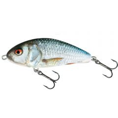 Salmo Fatso Floating 10 cm   Real Dace
