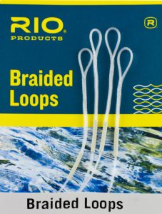 Rio Braided Loops 4er-Pack #3-6