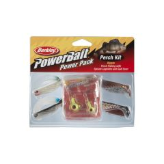 Berkley PowerBait Power Pack Perch Kit Ripple Gummifischset
