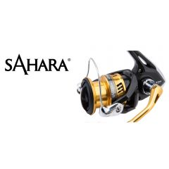 Shimano Sahara 1000 FI Neues Modell Spinnrolle