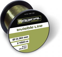 Quantum Radical Invisible Line