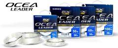 Shimano OCEA EX Fluoro Leader Clear Fluorocarbon | Vorfachmaterial