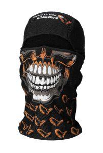 Savage Gear Skull Balaclava Black | Sturmhaube