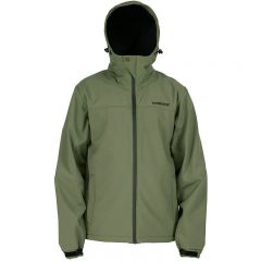 Navitas Hooded Soft Shell 2.0 Green | Regen-/Windjacke