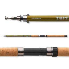 Cormoran Topfish Teleskoprute 40 Zanderrute 3,30 m 20-40 g