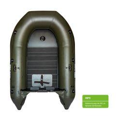 Zeck Tusker 2.0 mit Aluboden | Schlauchboot