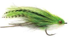 Fullin Mill Half 'n Half Baitfish Chartreuse Streamer Gr. 1/0
