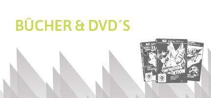 DVDs/ Bücher
